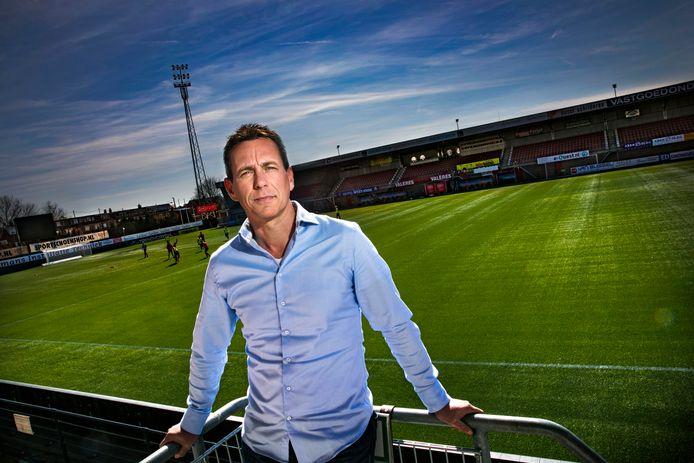 Leon Vlemmings moet vertrekken als directeur van Helmond Sport