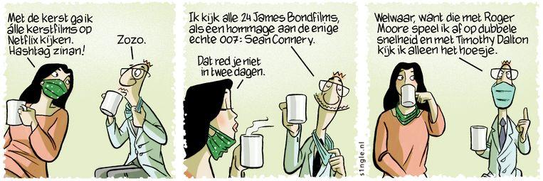 24 december 2020 Beeld Kolk & De Wit