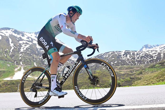 Jodi Meeus reed dit seizoen onder meer de Ronde van Zwitserland.
