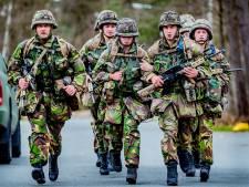 Ruim vijftig militairen raakten afgelopen jaren oververhit tijdens oefeningen