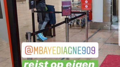 Niet geselecteerd? Geen probleem: Mbaye Diagne op eigen houtje naar Turkije