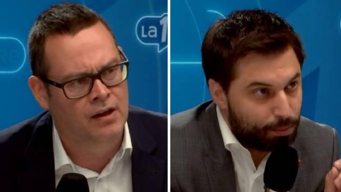 """Raoul Hedebouw répond à GLB sur les métiers en pénurie: """"C'est dégoûtant"""""""