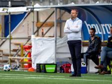 Steijn tevreden over eerste 65 minuten: 'Daarna heel veel weggegeven, dat moet beter in de play-offs'