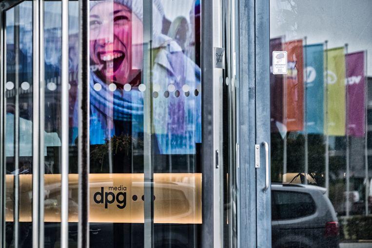 DPG Media, het bedrijf dat een Vlaamse variant op Netflix wil uitbouwen Beeld Tim Dirven