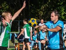 Zestig teams en vierhonderd kinderen op 'grootste schoolkorfbaltoernooi' van de regio