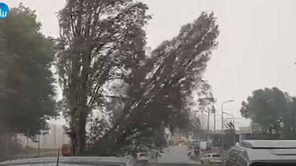 Windhoos in Nederlandse Dordrecht: ook in ons land opletten geblazen voor hevige buien en onweer