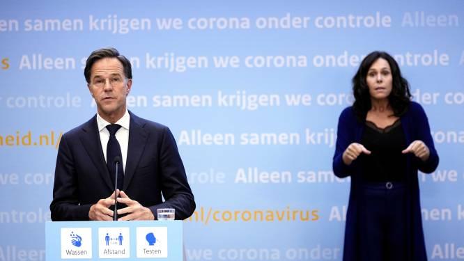 Nederland verstrengt: nachtclubs moeten weer dicht, andere horeca moet om middernacht sluiten