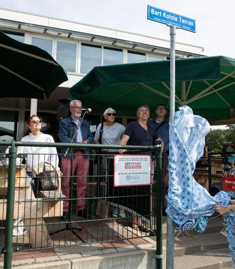 ATC'65 uit Hengelo zet de tijd even stil voor overleden clubleden, te beginnen bij Bart Kolste