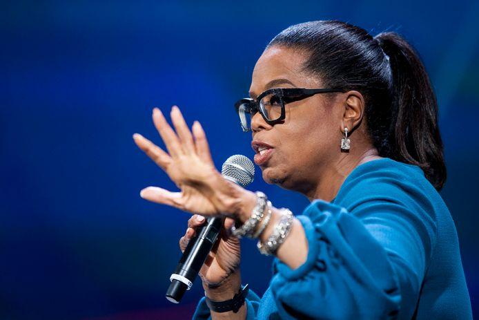 Oprah Winfrey is van alle vrouwelijke ondernemers diegene met het grootste sociale netwerk, kortom: ze is het populairst.