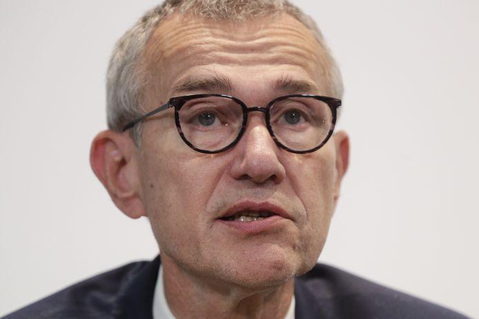 Le ministre fédéral de la Santé Frank Vandenbroucke