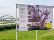 Waardig afscheid voor iconische boogbrug bij Vianen: 'Veel mensen hebben herinneringen aan de brug'