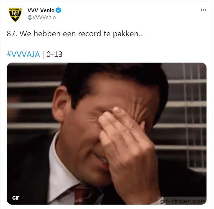 VVV Venlo werd een hit op sociale media, ook door de relativering van het eigen social media-team