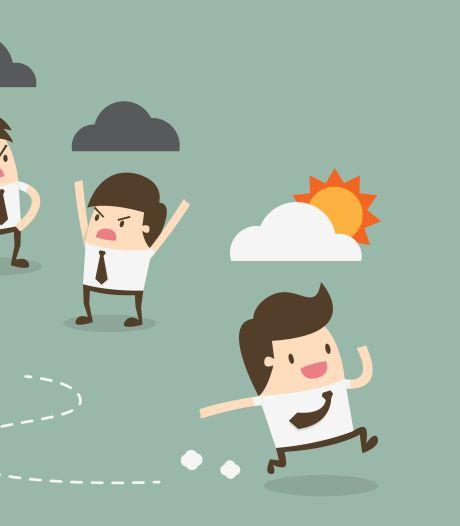 'Laten we die positiviteitskletspraat snel vergeten op de werkvloer'