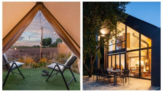 Er even tussenuit? Dit zijn volgens ons de mooiste Airbnb's in België
