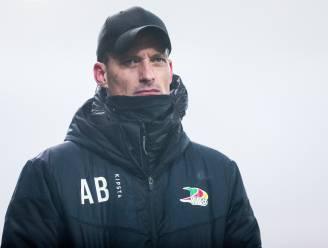 Blessin denkt niet aan vertrek bij KVO, ondanks interesse van onder meer Sheffield United