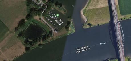 Advies om niet meer te zwemmen in de Soepkom in Hedel