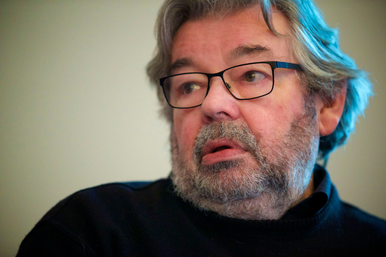Amerika-kenner Maarten van Rossem Beeld ANP Kippa