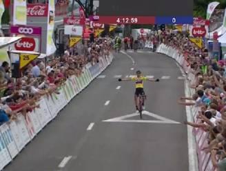 Teuns wint ook laatste rit in Ronde van Wallonië en laat eindzege zo niet meer glippen