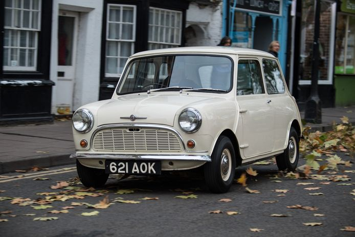 Morris Mini Minor (1959)