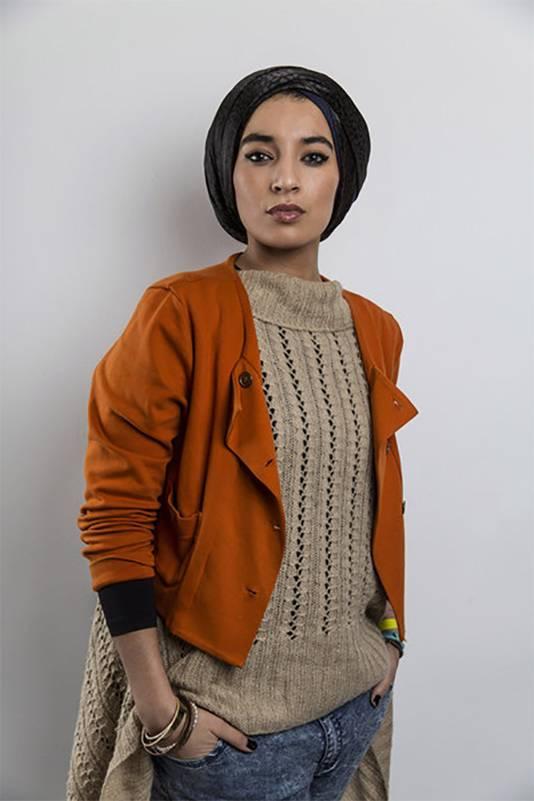 Malika Ouacha (redacteur, 21) werd belaagd in een Albert Heijn in Alkmaar