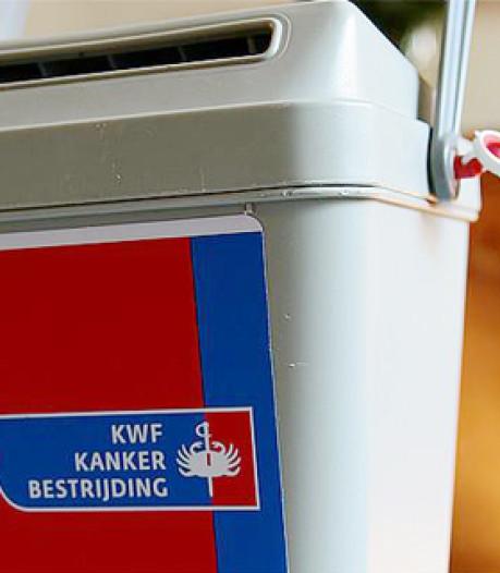Geld voor KWF verdwijnt in zak van scholieren uit Eersel
