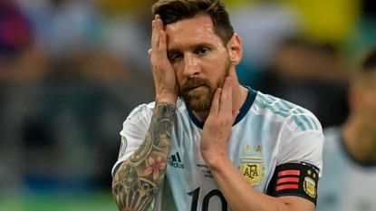 Valse start Argentinië, Brazilië wint wél