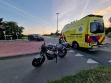 Motorrijder en bijrijder gewond door botsing met bedrijfsbus in Wehl
