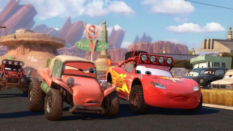 Cars Beeld Twitter