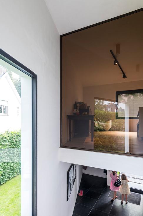 Foto van Binnenkijken in een villa gerenoveerd in L.A. style