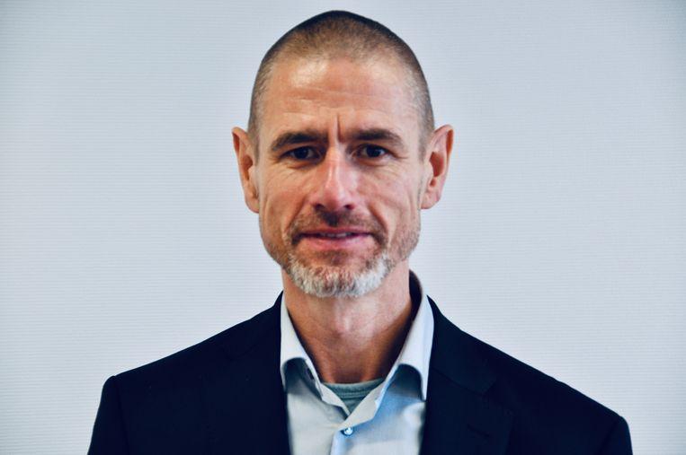 Johan Van Braak (UGent).  Beeld Ugent