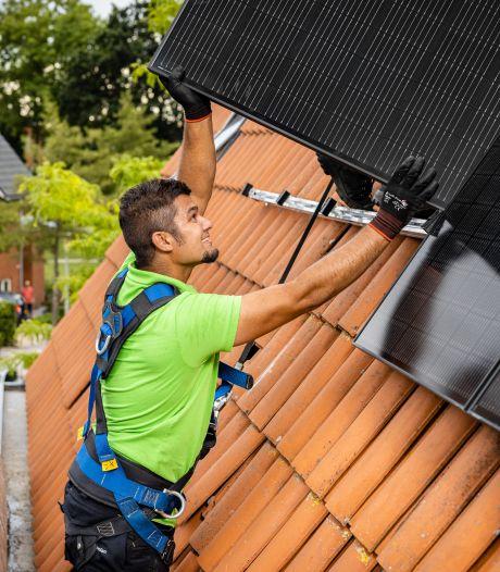 Run op zonnepanelen door gascrisis: klant moet soms maanden wachten