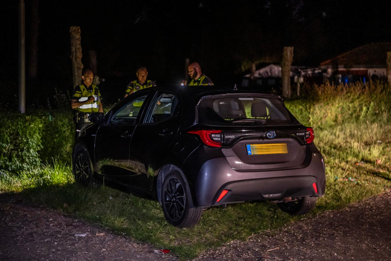 De automobilist reed na de aanrijding door, waarna hij, een 25-jarige Tilburger, even later staande werd gehouden en aangehouden.