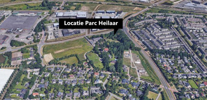Locatie Parc Heilaar in Breda