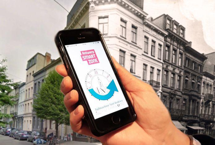 UAntwerpen en Stad Antwerpen lanceren de Tijdmachine Sint-Andries