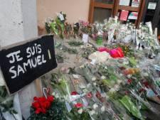 Une femme interpellée à Nîmes dans le cadre de l'assassinat de Samuel Paty