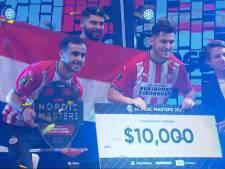 PSV wint Fifa-toernooi Nordic Masters 2021