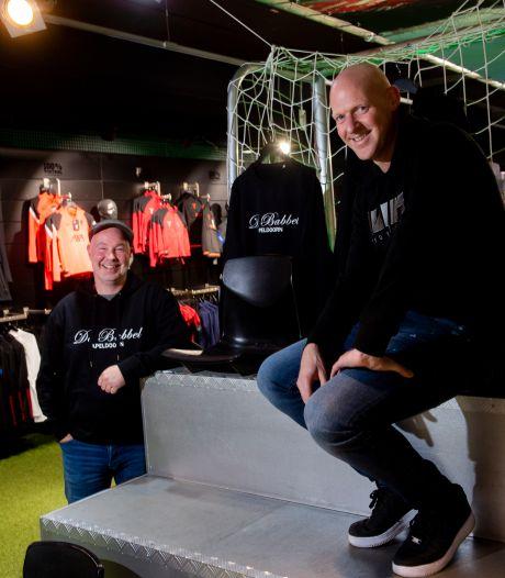Apeldoornse ondernemers komen voor elkaar op: 'Iedereen kan een steuntje in de rug gebruiken'