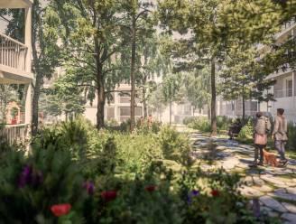 Ukkel krijgt er een groene woonwijk bij: 250 extra appartementen in Calevoetwijk tegen 2024