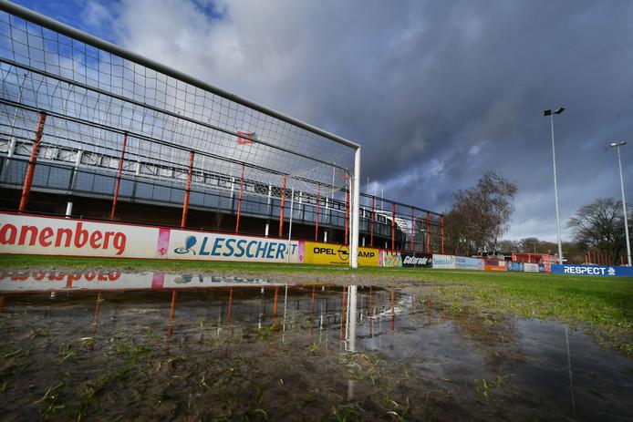 De gemeente Hengelo gaat de trainingsvelden van FC Twente aanpakken.
