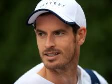 Andy Murray testé positif à la Covid-19, sa présence à l'Open d'Australie compromise