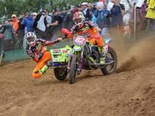 Etienne Bax wereldkampioen ondanks motorpech