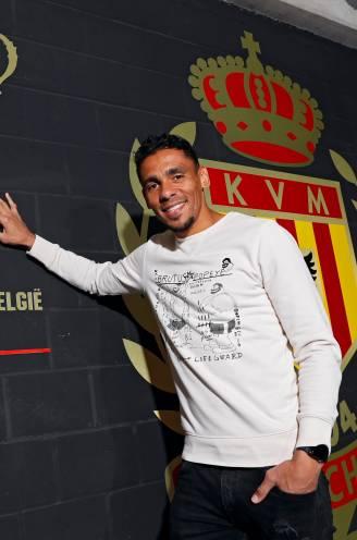 """Igor de Camargo (38) komt nog amper aan de bak bij KV Mechelen: """"Wat ik hier heb gepresteerd, telt blijkbaar niet meer mee"""""""