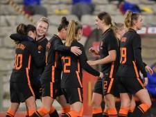 Leeuwinnen bij Spelen tegen Zambia, Brazilië en China