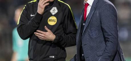 Willem II-trainer Robbemond: 'We schoten onszelf in de voet'