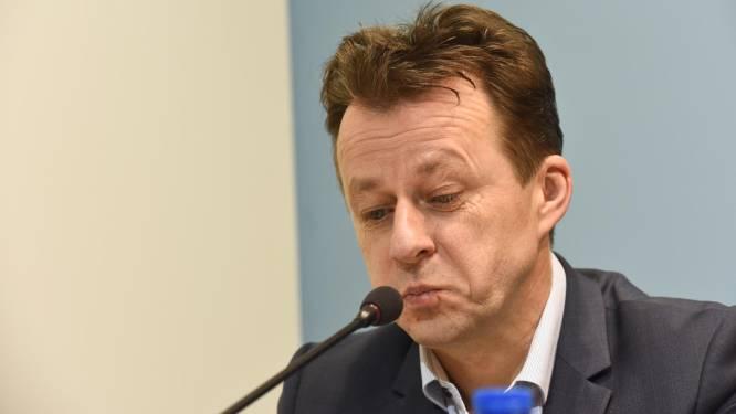 """Di Antonio pas élu: """"L'important, c'est que le cdH garde du poids"""" en Wallonie"""