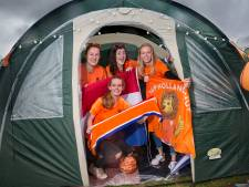 LIVE: Oranjekoorts in opmaat naar WK-start Oranje Leeuwinnen