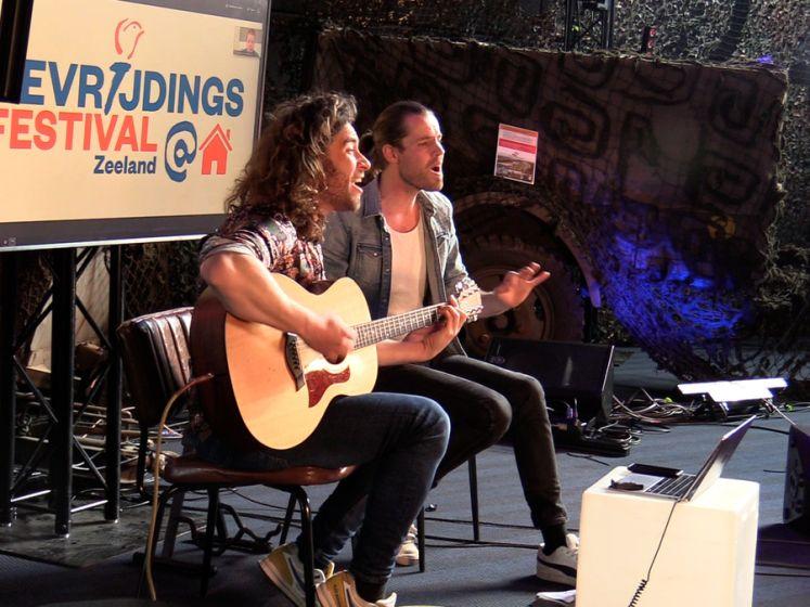 Vlissingen pakt uit met online bevrijdingsfestival