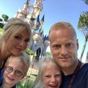 Annelien en Olivier zijn nooit uit elkaars leven gestapt. Vlak na de bekendmaking van hun breuk gingen ze nog samen met Luís en Elena naar Disneyland.
