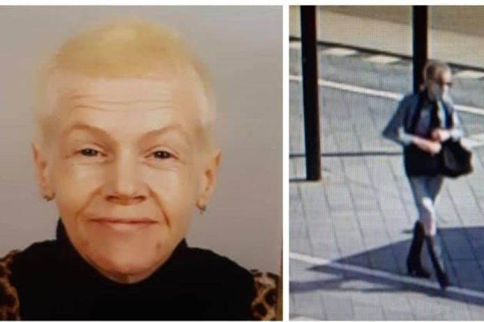 De vermiste vrouw
