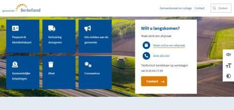 Je laten voorlezen, ook dat kan op de nieuwe website van de gemeente Berkelland
